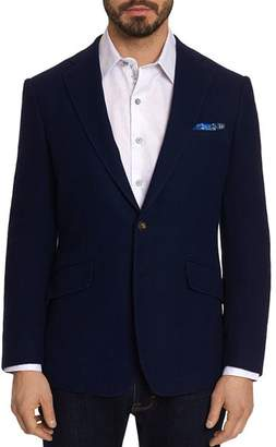 Robert Graham Lauros Regular Fit Blazer