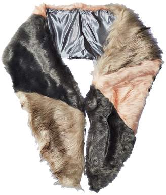 Michael Stars Faux-Real Faux Fur Scarf Scarves