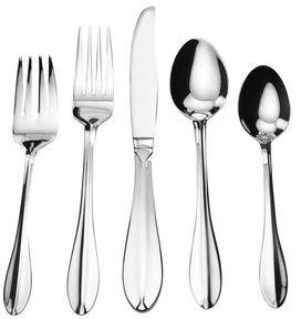 David Shaw Silverware Splendide Patras 20 Piece Flatware Set