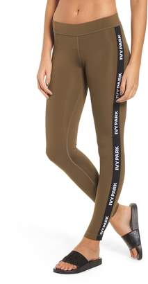 Ivy Park R) Logo Tape Leggings