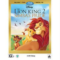 Disney The Lion King II: Simba's Pride Blu-ray Combo Pack
