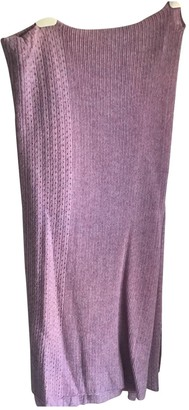 Zadig & Voltaire SS19 Purple Cashmere Top for Women