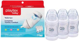 Playtex Baby Ventaire Anti Colic Baby Bottle, BPA Free, - 3 Pack