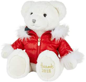 Harrods Oliver Christmas Bear 2018 (31cm)