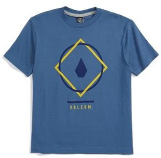 Boy's Volcom Chow Logo T-Shirt $18 thestylecure.com