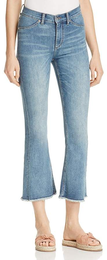 Cheap Monday Cheap Monday Kick Spray Jeans in Blue Noise