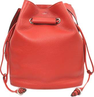 Lancel Huit Large Bucket Bag