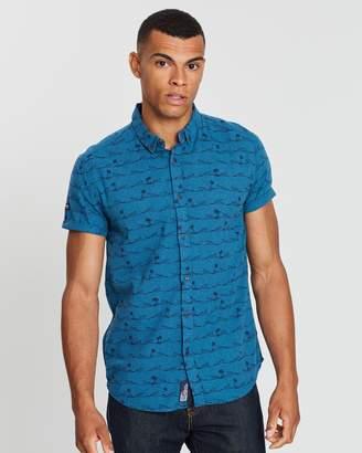 Superdry Shoreditch SS Button-Down Shirt