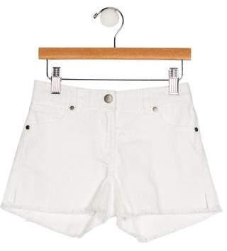 Stella McCartney Girls' Mini Shorts