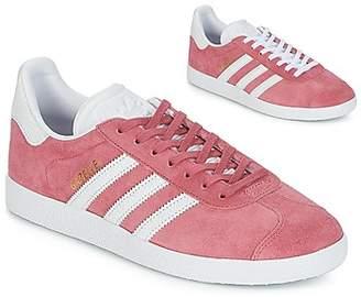253c87a8d79 Pink Adidas Gazelle - ShopStyle UK