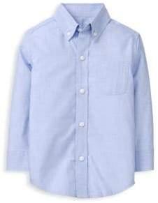 Janie and Jack Baby's, Toddler's, Little Boy's& Boy's Poplin Shirt
