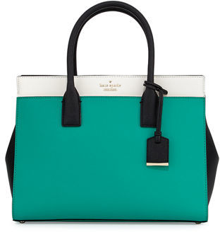 Kate Spade New York Cameron Street Candace Satchel Bag $378 thestylecure.com