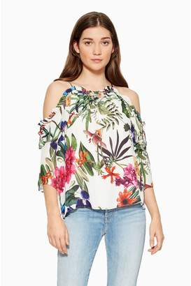 Parker Mildred Floral Top