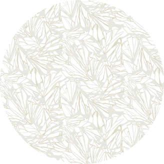 Huddleson Linens Melita Metallic Linen Tablecloth