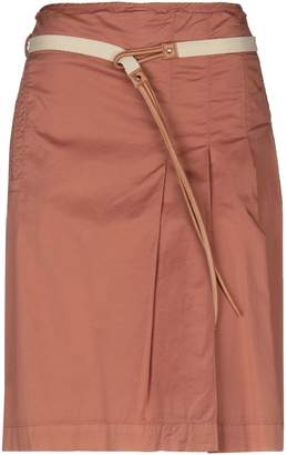 Henry Cotton's Knee length skirts - Item 35236053AH