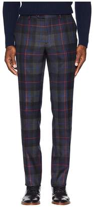 Etro Check Panama Pants Men's Casual Pants