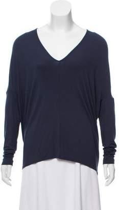 Zero Maria Cornejo Oversize Long Sleeve Top