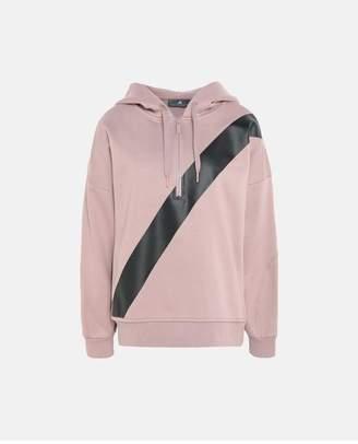 adidas by Stella McCartney Pink Yoga Comfort Hoodie