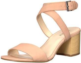 Nine West Women's Gondola Leather Dress Sandal