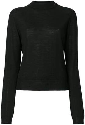 Rick Owens round neck sweater