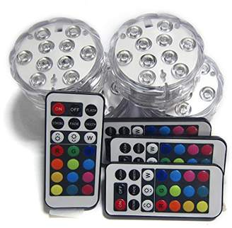Creatrek RGB Color Changing LED Tea Lights