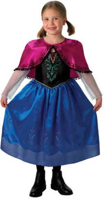 NEW Disney Frozen Deluxe Anna Costume 3-5 9014