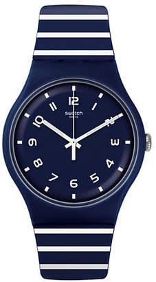 Swatch Unisex Analog Striure Watch