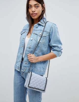 boohoo Oversized Denim Jacket