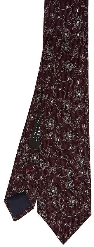 Ted Baker Neamer Floral Silk Tie