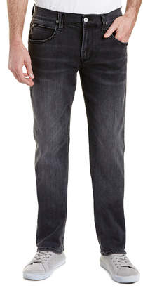 Hudson Byron Black Wash Straight Leg