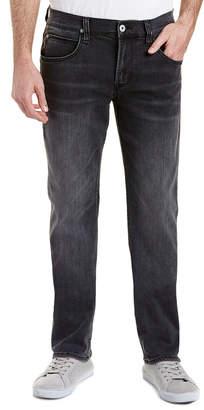 Hudson Jeans Jeans Byron Black Wash Straight Leg