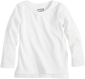 Toddler Girl Jumping Beans High-Low Hem Tee