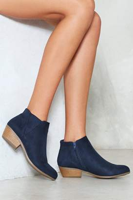 Nasty Gal What's Your Ankle Chelsea Boot