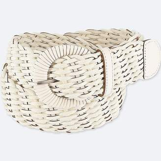 Uniqlo Women's Wide Mesh Belt