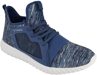 Navy Grand Hi-Top Sneaker - Men $40 thestylecure.com