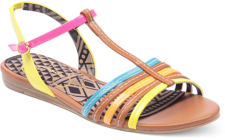 Jessica Simpson Shoes, Deneice Flat Sandals