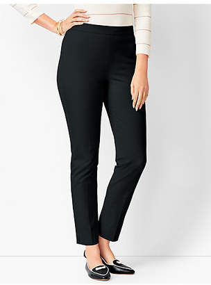 Talbots Chatham Ankle Pant - Curvy Fit