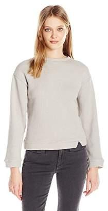 Dolce Vita Women's Grace Fringe Drop Sweater