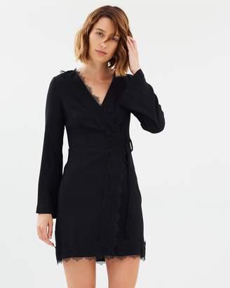Mng Enka Detail Dress