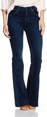 James Jeans Women's Shayebel Flared Jeans