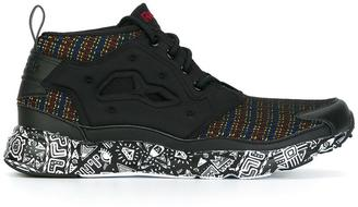 Reebok 'FuryLite Chukka African' sneakers $109.26 thestylecure.com
