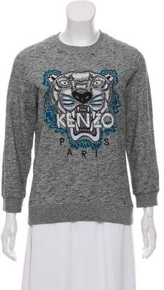 Kenzo Tiger Embriodered Sweater
