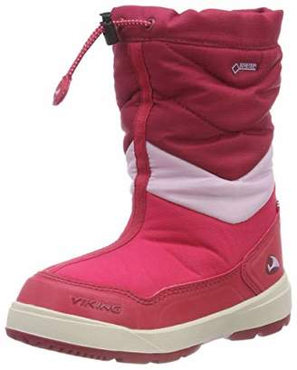 Viking Unisex Kids' 3-88010 Cross Pink Size: 10 UK