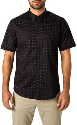 7 Diamonds Casual Fiasco Trim Fit Sport Shirt