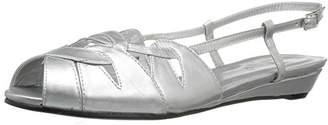 Annie Shoes Women's Kim Wedge Sandal $25.25 thestylecure.com