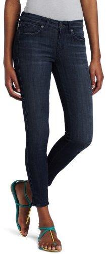 Rich & Skinny Women's Coronado Crop Jean in Royal
