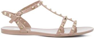 Valentino Summer Rockstud Sandals