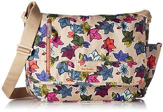 Vera Bradley Lighten Up Laptop Messenger Messenger Bag