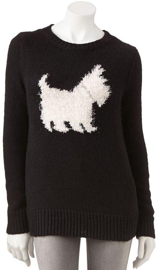Lauren Conrad Lc dog sweater