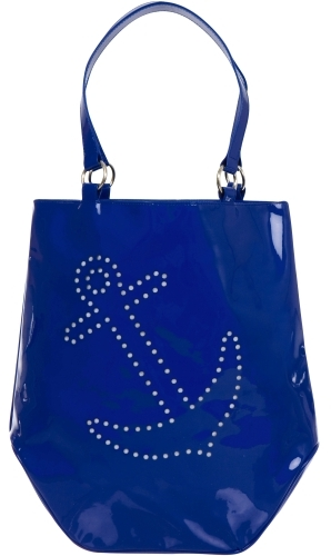 Charlotte Russe Anchor Tote